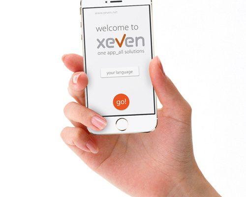 Diseño app XEVEN
