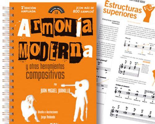 Libro de Armonía Moderna